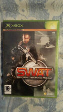 SWAT GLOBAL STRIKE TEAM NUOVO XBOX MANUALE IN ITALIANO GIOCO INGLESE