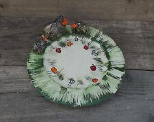 Hitzebeständige Speiseteller im Landhaus-Stil aus Keramik