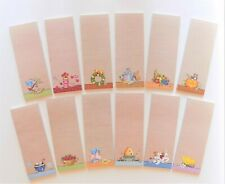 Mary Engelbreit Small Listpads   ~~ Set of 12 ~~ FREE SHIPPING ~~   NEW