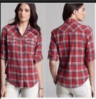 Jachs Girlfriend Bea Plaid Shirt