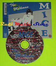 CD Singolo MICE The Milkman England 1996 PERMANENT RECORDS  mc dvd (S7)