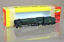 MINITRIX N 209 KIT BUILT BR 4-6-2 CLASS 9F LOCO 92220 EVENING STAR MINT BOXED mz