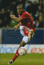 Cameron JEROME Signed 12x8 Photo AFTAL COA Autograph ENGLAND Authentic In Person