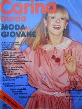 CARINA Burda Moda Giovane n°12 1978 - con cartamodelli  - [M11]