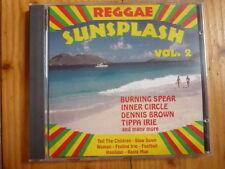 Le reggae sunsplash vol. 2 tippa Irie Bob Marley Gregory Isaacs Dennis Brown