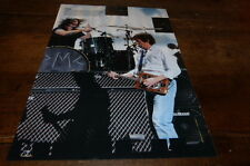 PAUL MAC CARTNEY & NIRVANA - Mini poster couleurs !!!!!!!!!!!!!!!