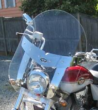 """VICTORY VEGAS/NESS/LOW/8-BALL 2003-UP 18"""" x 24"""" CLEAR REPLACEMENT WINDSHIELD"""