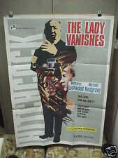 THE LADY VANISHES, Indian poster (Alfred Hitchcock, Margaret Lockwood)