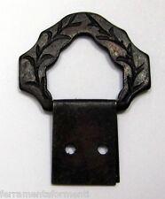 250 attaccaglie per quadri bronzo barocco snodate n.3 appendi gancio cornice