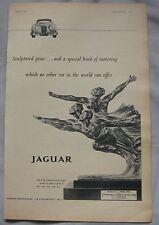 1960 Jaguar Original advert No.2