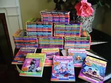 62 COMPLETE SET 1-62 GOOSEBUMPS ALL ORIGINAL SERIES BOOKS!!