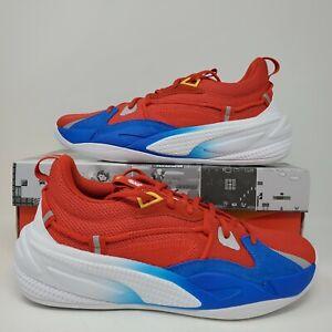 DS Puma RS-Dreamer Super Mario 64 Nintendo Basketball Shoes Size 9.5