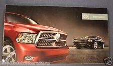 2009 Dodge Brochure Challenger Charger Journey Caravan Caliber Dakota Ram Pickup