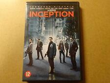 DVD / INCEPTION ( LEONARDO DICAPRIO, MICHAEL CAINE... )