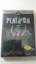 Platoon - Special Edition (1986) Oliver Stone Charlie Sheen Willem Dafoe R4 DVD