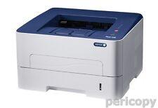 Xerox Phaser 3260 s/w Drucker Netzwerk USB erst 10500 Seiten gelaufen