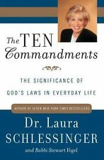 The Ten Commandments: The Significance of God's Laws in Everyday Life, Vogel, St