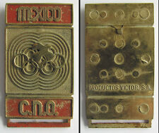 Participation Badge: Olympic Games Mexico 1968 CNO (NOC)