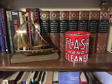 Nice Vintage Flash Hand Cleaner Advertising Tin 1960s? Nice and Clean