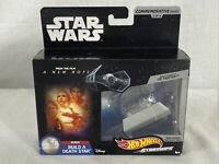 Hot Wheels Star Wars Commemorative Series Darth Vader's Tie Fighter