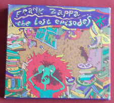 FRANK ZAPPA CD  DIGIPACK  THE LOST EPIDODES  RYKO