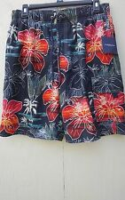 "MEN'S  SIZE MEDIUM       ""LAGUNA BEACH""      SWIM TRUNKS"