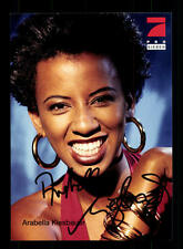 Arabella Kiesbauer PRO 7 Autogrammkarte TOP ## BC 82752 D