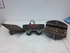 New listing Vintage Snowmobile Wood Sno-Mo-Wheels