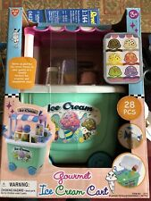 Playgo Helado Carro Gourmet colorido Helado Carrito Niños Juguetes Tienda Nuevo Y En Caja