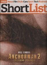 SHORTLIST MAGAZINE - 19 December 2013