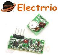 EL0605 EL0613 Conjunto Receptor + Emisor inalambrico Arduino 315Mhz 433Mhz RF
