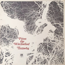 STRAWBS - From The Witchwood (LP) (VG+/VG)