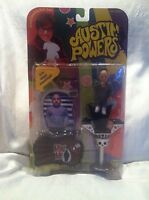 COLLECTIBLE 1999 McFARLANE TOYS AUSTIN POWERS MINI ME ACTION FIGURE & VOICE CHIP