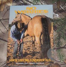 Clinton Anderson Horseshoeing Fundamentals December 2016 DVD