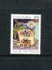 Colombia C884, MNH, Isla de Provincia 1996. x23584