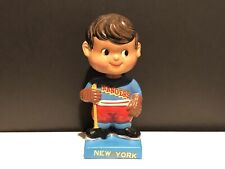 Vintage 1962 New York Rangers Bobble Head, Excellent Condition, Extremely Rare