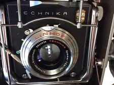 LINHOF SUPER TECHNIKA V 4x5 Large Format Film Camera+LINHOF 150mm F5.6 Lens