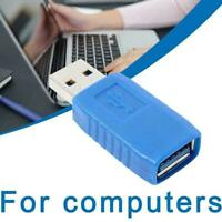 USB 3.0 Type A Male To Female Adapter Connector Angle High-qaulity Extender N9M2
