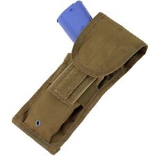 Condor MA10 Coyote Brown MOLLE PALS Universal Pistol Gun Pouch Holster Holder