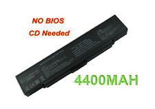 Batería Para Sony VGP-BPL9 VGP-BPS9/S VGP-BPS9A/S VGP-BPL9C VGP-BPS9/B VGP-BPS9