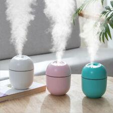 Humidificador Ultrasónico LED Purificador de Aire Difusor de aroma aceites esenciales aromaterapia