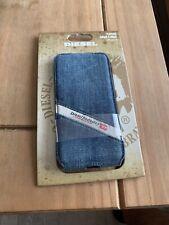 Diesel Scissor Flip Case For iPhone 6 / 6S (in Denim Indigo) Brand New