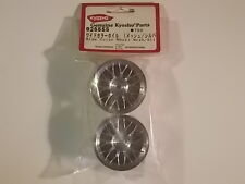 92555S Wide Wheel (Mesh / Silver) - Kyosho Pure Ten Spider Nostalgic Corvette 67