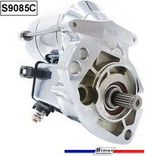 Anlasser für Harley Davidson 31335-03A, 31558-94, 31559-99 verchromt