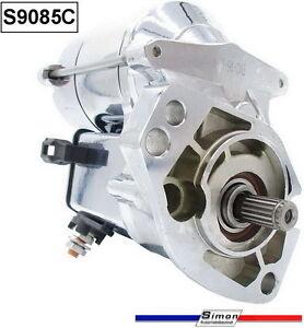 Anlasser Starter für Harley Davidson 31335-03A 31558-94 31559-99 verchromt