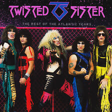 TWISTED SISTER - THE BEST OF THE ATLANTIC YEARS CD ~ GREATEST HITS *NEW*