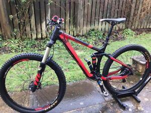 Bergamont Trailster EX 9.0 Enduro Bike