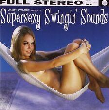 White Zombie - Supersexy Swingin' Sounds / GEFFEN RECORDS CD 1996