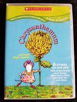 Video DVD - CHRYSANTHEMUM -  Scholastic - Excellent (EX) WORLDWIDE SHIPPING