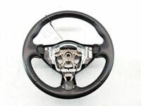 13-16 Nissan Juke OEM Black Leather Steering Wheel